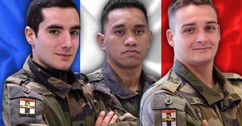 Communiqué de presse de la ministre des Armées -Morts de 3 soldats au Mali .